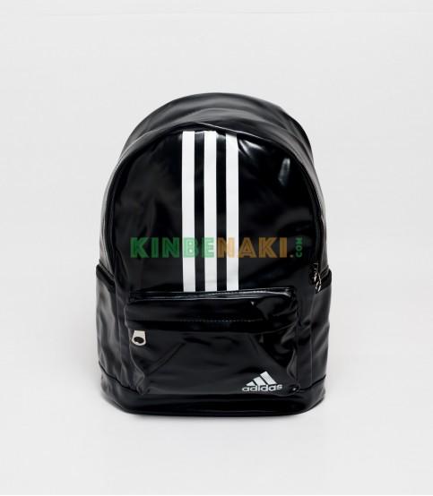 Adidas Triple Stripe Black Backpack