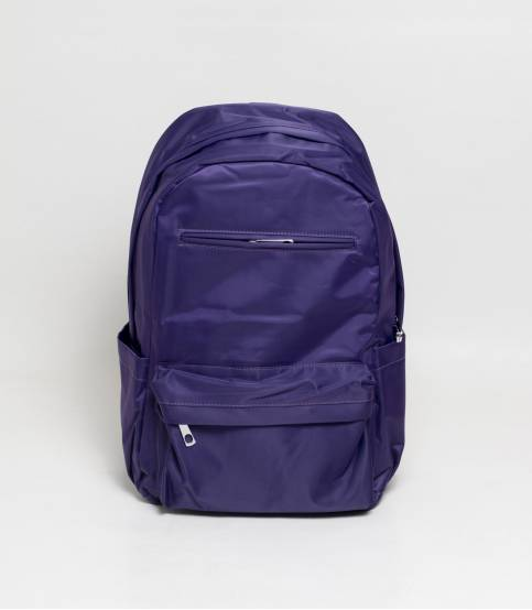 Fortune Purple Color Waterproof Backpack
