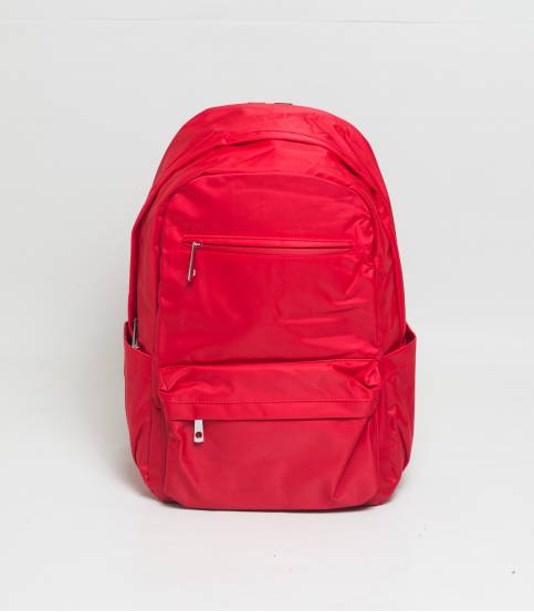 Fortune Red Color Waterproof Backpack