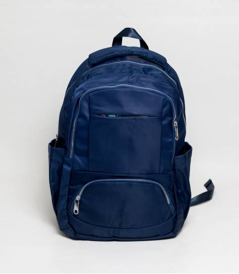 Fortune Blue Color Laptop Backpack