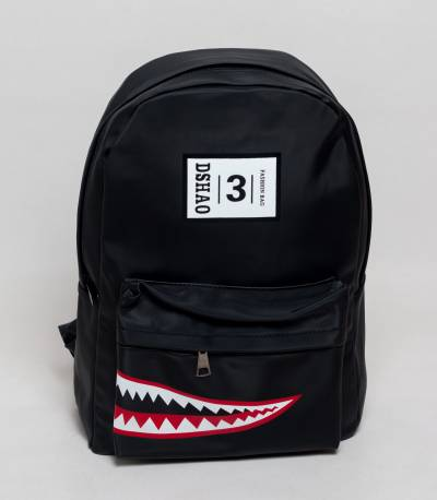 DSHAO Fashion Black Backpack