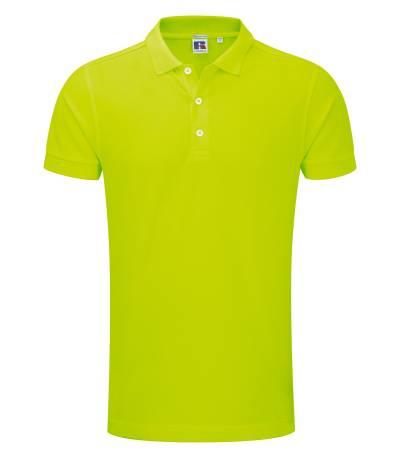 Lime Polo Shirt For Man