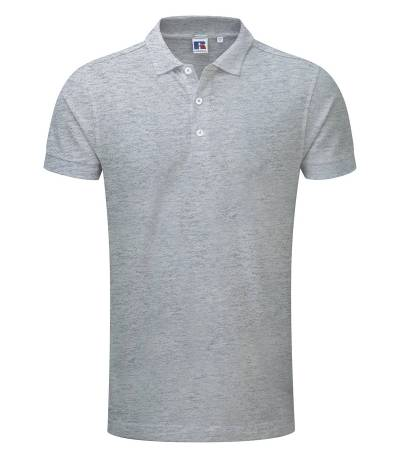 Light Oxford Polo Shirt For Man