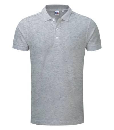 Light Oxford Polo Shirt For Man