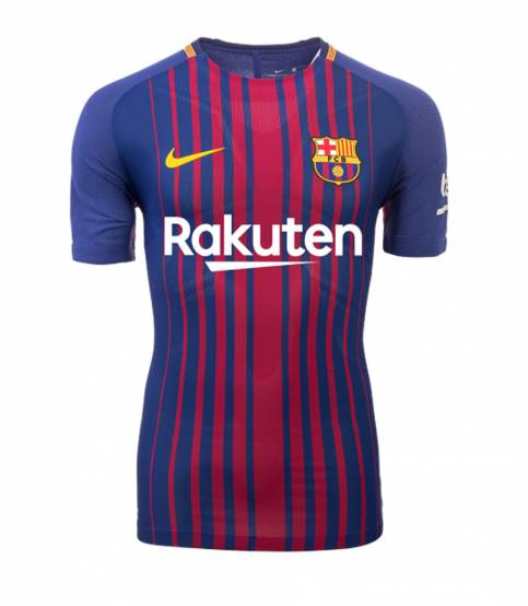 Barcelona Home Jersey 2017-2018