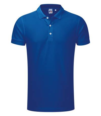 Bright Royal Polo Shirt For Man