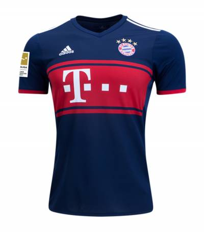 Bayern Munich Away Jersey 2017-2018