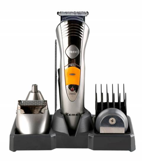 Kemei Km - 580A - 7-in-1 - Men's Grooming Kit