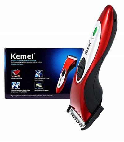 Kemei KM-3801 New Cordless Hair Trimmer