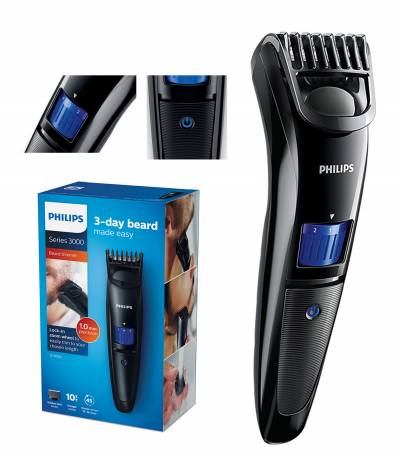 Philips QT4000 Original Beard Trimmer For Men