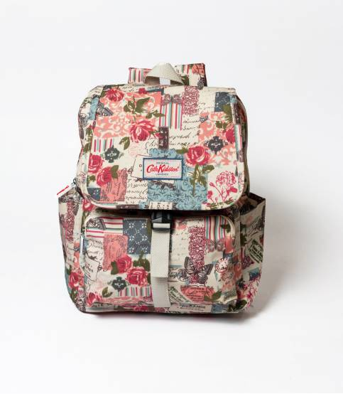 CathKidston Floral Off White Backpack
