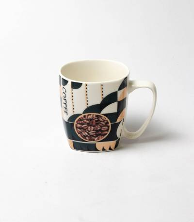 Coffee Black & white Mug