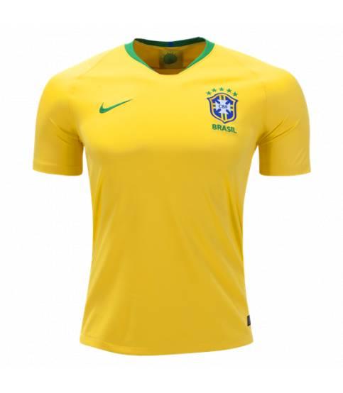 Brazil Away Jersey World Cup 2018