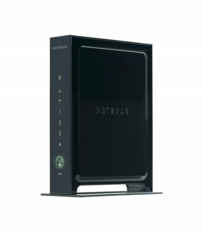Netgear Wireless N300 Mbps 4port Router