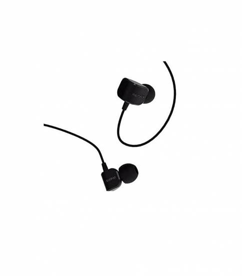 REMAX In-Ear Earphone RM-502 – Black