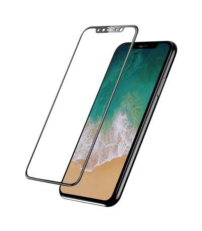 iPhone X Tempered Glass Premium