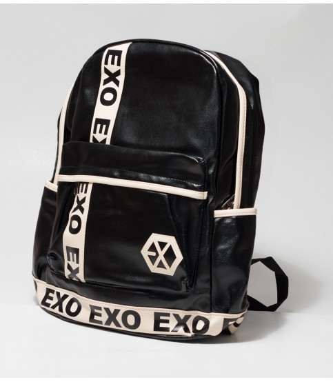 Exo Black Backpack