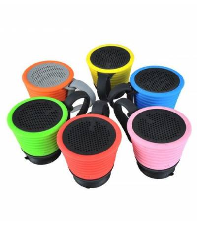 MICROLAB MAGICUP PORTABLE BLUETOOTH SPEAKER (BLUE,GREEN,YELLOW,ORANGE)