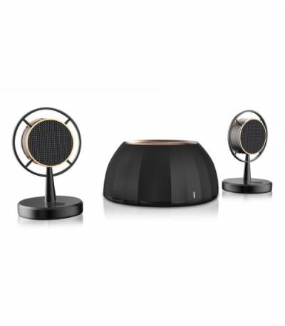MICROLAB MICMUSIC MULTIMEDIA SPEAKER 2.1 (BLACK)
