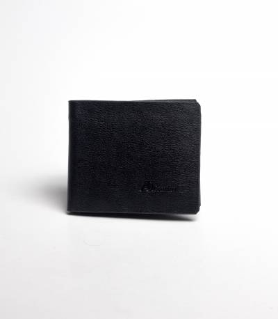 Ad Leather Wallet