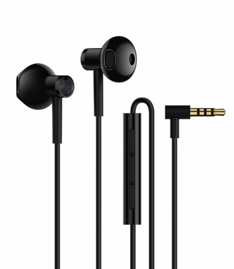 Xiaomi Half Dual-unit Driver Earphones with Mic