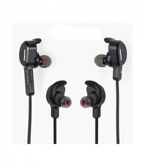 REMAX RB S5 Magnet Headset - Black