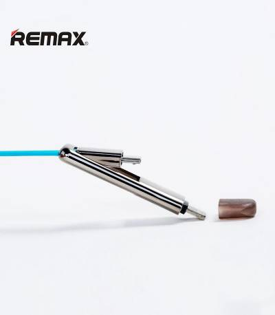 REMAX 2 IN 1 Transformer Data Cable For iPhone and Android