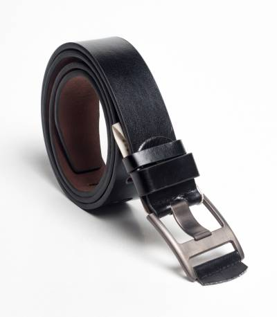 Waistline Black stylist belt