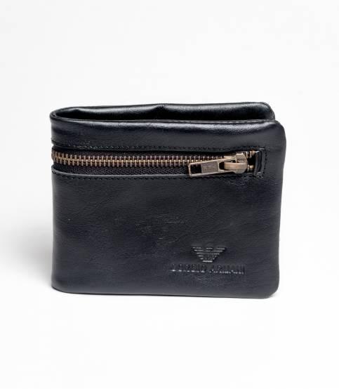 Giorgio Armani Black Orginal Leather