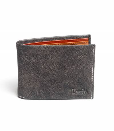 Levi's Red Tab Leather Wallet