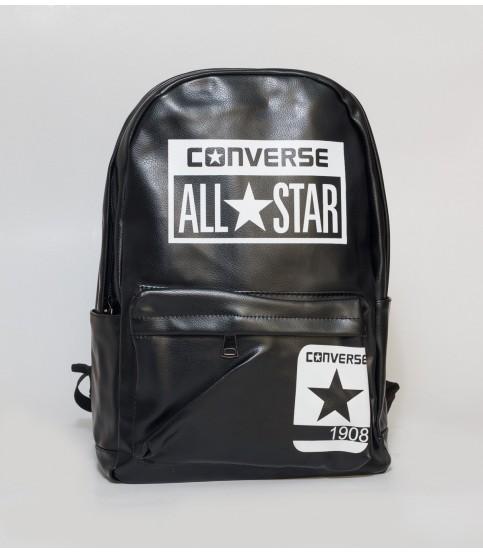 All Star Black Bagpack