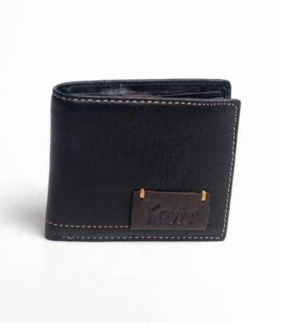 Kvais Black Wallet