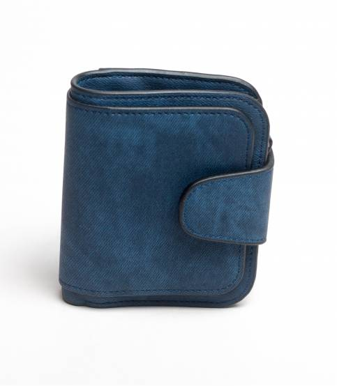 Forever Young Blue Wallet