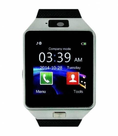 SM-DZ08 Smartwatch Black