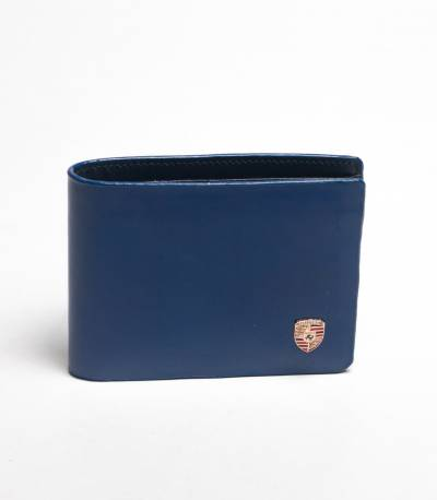 Ferrari Blue Wallet