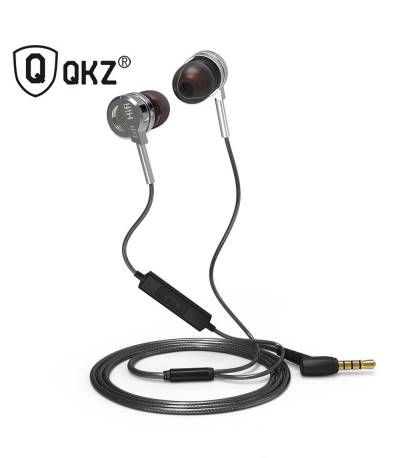 QKZ DM9 Zinc Alloy HiFi Metal Earphone