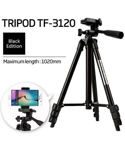 Tripod TF 3120 For Mobile And DSLR