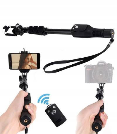 Yunteng 1288 Bluetooth Remote Selfie Stick