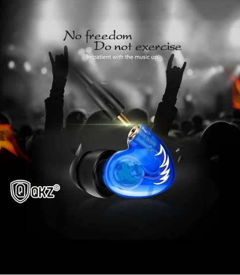 QKZ DM300 In-Ear Super Bass Stereo HiFi Earphone