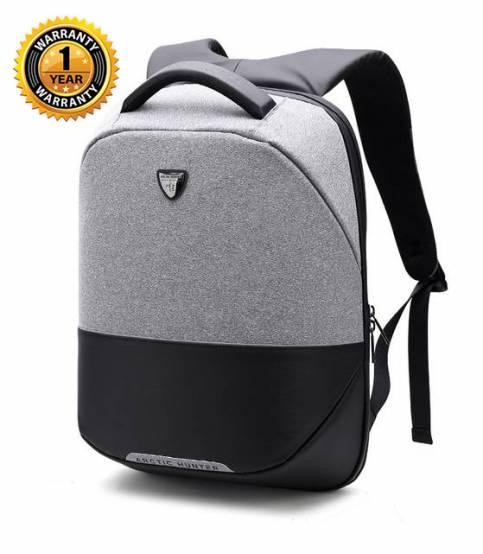 ARCTIC HUNTER USB Charging 15 Inch Laptop Backpack
