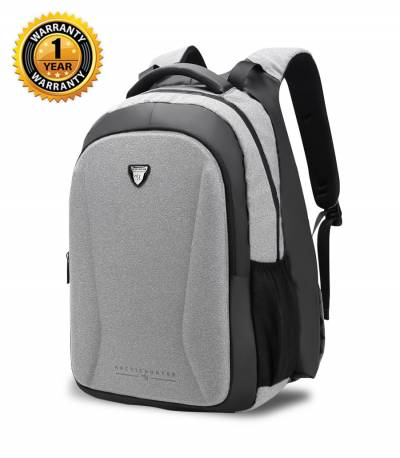 Arctic Hunter Hand Warm Anti Theft White Backpack