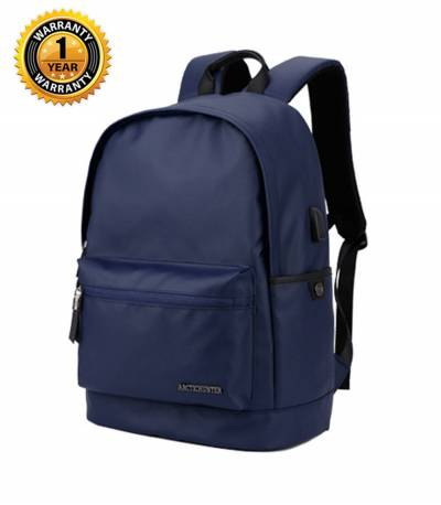ARCTIC HUNTER Waterproof Oxford Blue Backpack