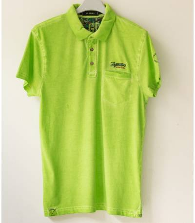 Legenders LGD Lime Polo