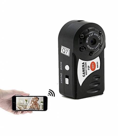 Spy Q7 Wifi IP Camera