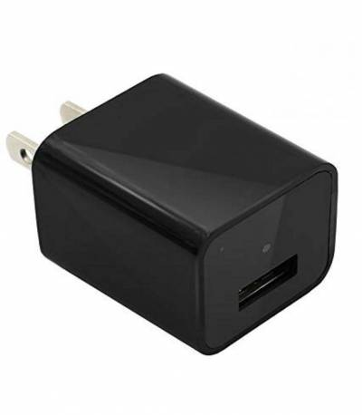 HD Spy Wifi AC Adapter Hidden USB Camera