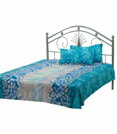 Home Tex BlueShade Bedsheet