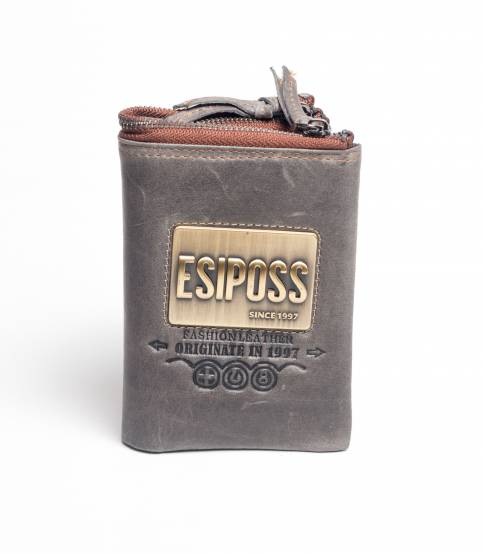 Esiposs Gray Fashion Wallet