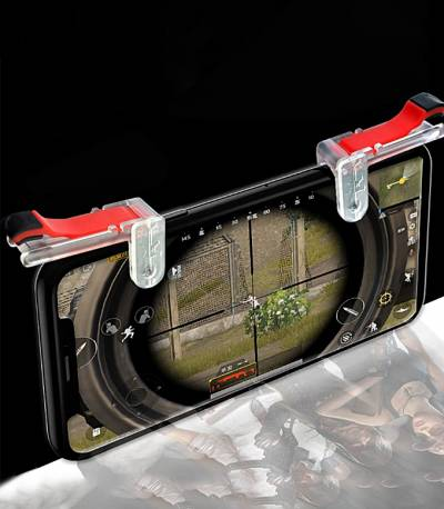 PubG M24 Red Transparent Fire Trigger