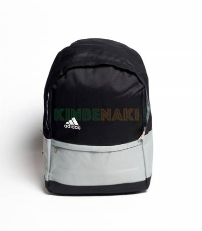 Adidas Black & Ash Color Backpack