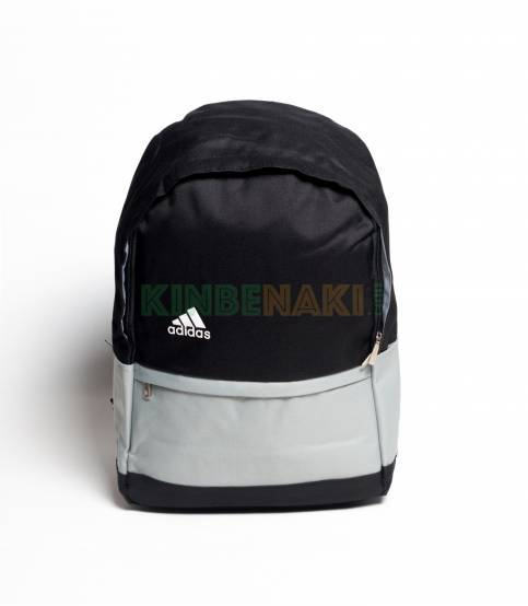 Adidas Violet & Black Stripes Backpack